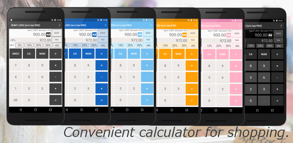 Discount Calculator - Android Developer kame3